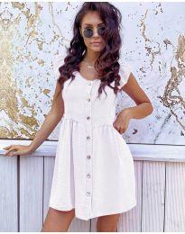 Φόρεμα - κώδ. 3033 - λευκό