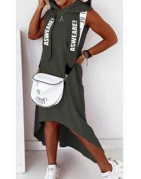 Φόρεμα - κώδ. 837 - χακί