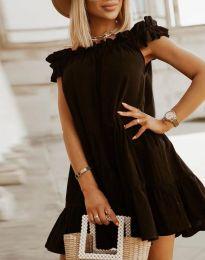 Φόρεμα - κώδ. 6969 - μαύρο