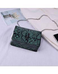 Τσάντα - κώδ. B4-002 - πράσινο