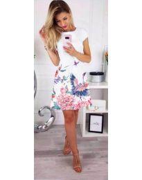 Φόρεμα - κώδ. 024 - λευκό