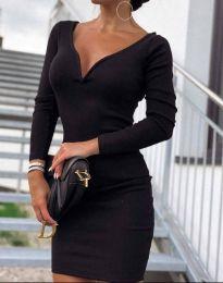 Φόρεμα - κώδ. 12065 - 8 - μαύρο
