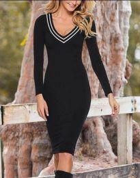 Φόρεμα - κώδ. 35333 - 1 - μαύρο