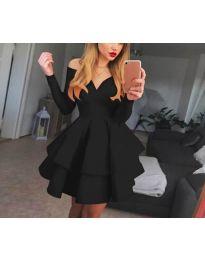 Φόρεμα - κώδ. 228 - μαύρο