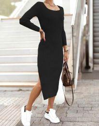 Φόρεμα - κώδ. 2326 - μαύρο