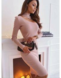Φόρεμα - κώδ. 149 - πούδρα