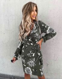 Φόρεμα - κώδ. 2937 - πολύχρωμο