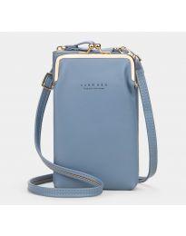 Τσάντα - κώδ. B148 - μπλε