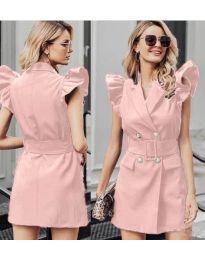 Φόρεμα - κώδ. 311 - ροζ