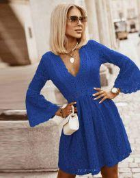 Φόρεμα - κώδ. 6239 - μπλε
