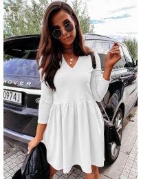 Φόρεμα - κώδ. 0060 - λευκό