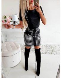 Φόρεμα - κώδ. 3103 - μαύρο