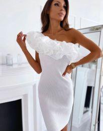 Φόρεμα - κώδ. 0991 - λευκό