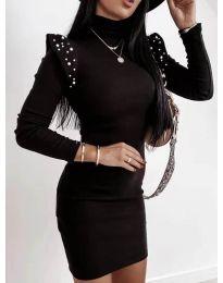 Φόρεμα - κώδ. 2323 - μαύρο
