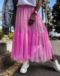 Φόρεμα - κώδ. 1130 - φουξια