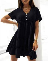 Φόρεμα - κώδ. 7205 - μαύρο