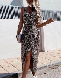 Φόρεμα - κώδ. 9159 - πολύχρωμο