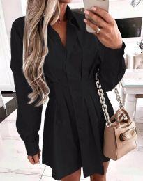 Φόρεμα - κώδ. 8141 - μαύρο