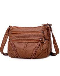 Τσάντα - κώδ. B133 - καφέ