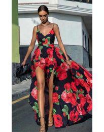 Φόρεμα - κώδ. 0070 - μαύρο