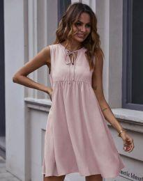 Φόρεμα - κώδ. 0286 - ροζ