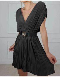Φόρεμα - κώδ. 5670 - μαύρο