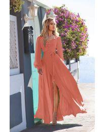 Φόρεμα - κώδ. 8477 - κοραλί