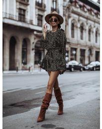 Φόρεμα - κώδ. 0701 - μαύρο