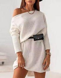Φόρεμα - κώδ. 5142 - μπεζ
