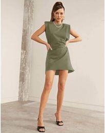 Φόρεμα - κώδ. 625 - χακί
