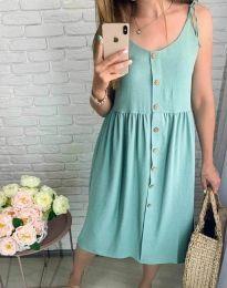 Φόρεμα - κώδ. 1472 - 3 - μέντα