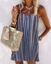 Φόρεμα - κώδ. 0093 - 2 - πολύχρωμο