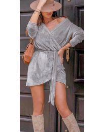 Φόρεμα - κώδ. 238 - γκρι