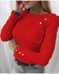 Μπλούζα - κώδ. 1597 - 1 - κόκκινο