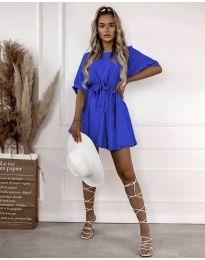 Φόρεμα - κώδ. 13131 - μπλε