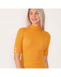 Μπλούζα - κώδ. 2938 - πορτοκαλί