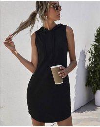 Φόρεμα - κώδ. 1687 - μαύρο