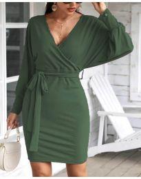 Φόρεμα - κώδ. 1197 - χακί
