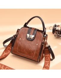 Τσάντα - κώδ. B91 - καφέ