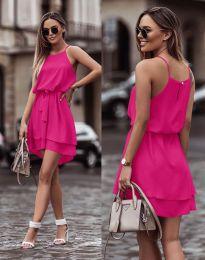 Φόρεμα - κώδ. 2104 - φουξια