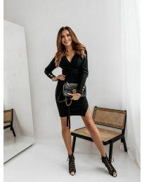 Φόρεμα - κώδ. 9510 - 1 - μαύρο