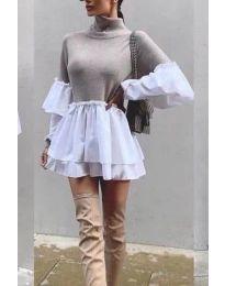 Φόρεμα - κώδ. 1188 - μπεζ