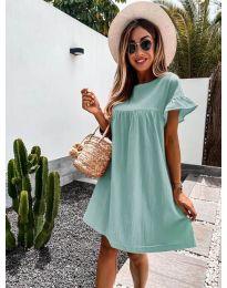 Φόρεμα - κώδ. 744 - μέντα