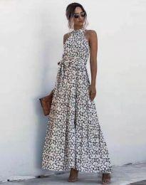 Φόρεμα - κώδ. 6214 - πολύχρωμο