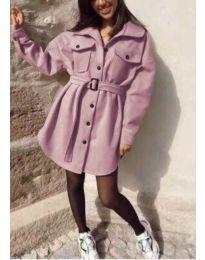 Φόρεμα - κώδ. 0707 - ροζ