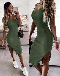 Φόρεμα - κώδ. 2378 - πράσινο