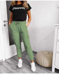 Παντελόνι - κώδ. 3089 - 1 - πράσινο