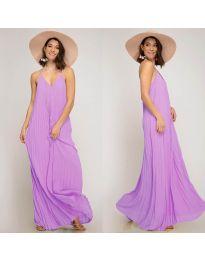Φόρεμα - κώδ. 0508 - μωβ