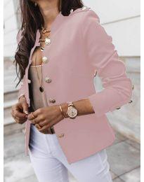 Σακάκι - κώδ. 5566 - ροζ