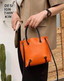 Τσάντα - κώδ. B459 - πορτοκαλί